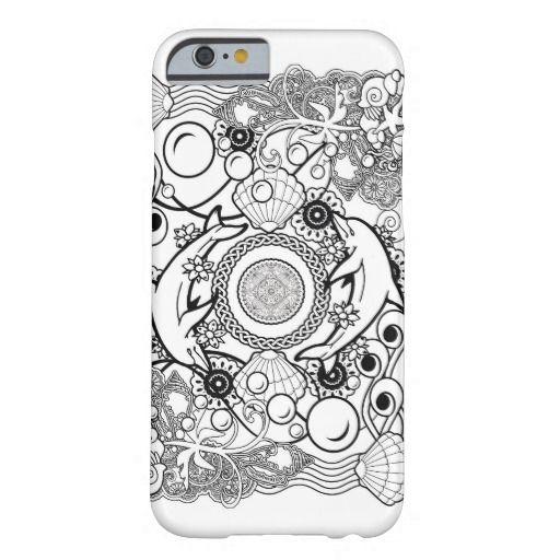 Mandala I phone 6 cover