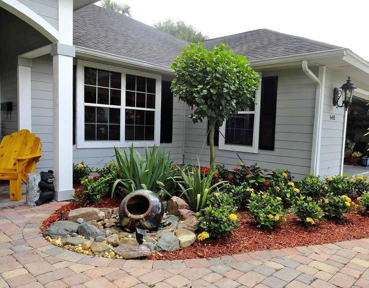 Ideas For Front Yard Landscaping Without Grass   Http://cempedak.xyz/