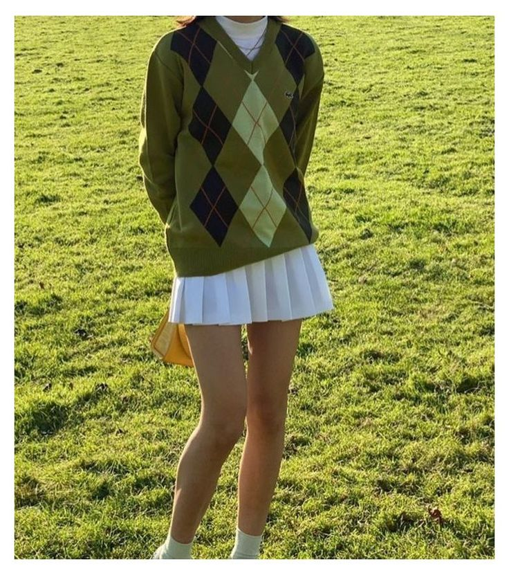 15 style Aesthetic skirt ideas #80s #sweater #aesthetic 15 ...