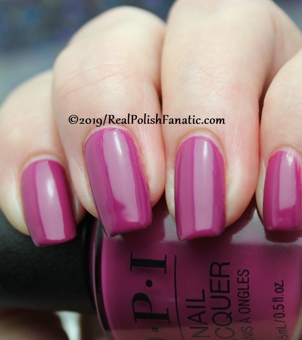 Opi Tokyo Collection Spring 2019 Swatch And Review Gel Nail