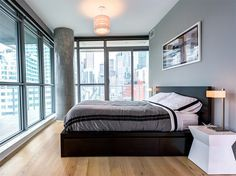 22 Bachelor's Pad Bedrooms for Young Energetic Men Quarto Edward