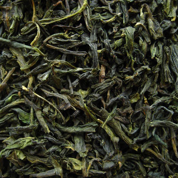 Kuvassa havumetsämäinen Organic Fog Tea. www.teekauppa.fi