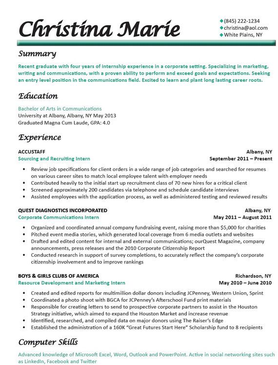 40 best Resume Writing and Design images on Pinterest Resume - acting resume template 2016