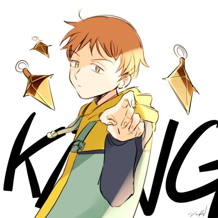 Nanatsu No Taizai King Anime Thing Nanatsu Nanatsu No Taizai Manga Nanatsu No Taizai Personagens