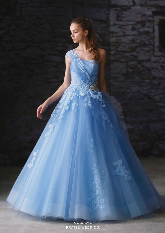 Cinderella dress color 2018
