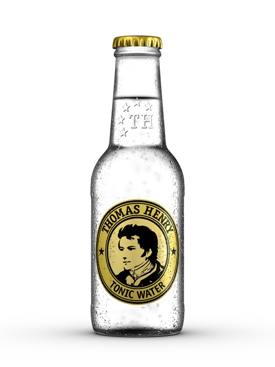 Elderflower Tonic von Thomas Henry