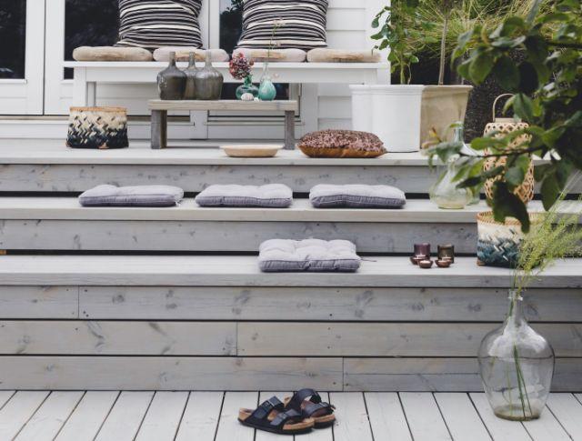 Veckans tips – olja för utemöbler, balkong och terrass