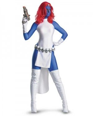 The Traditional Mystique Costume