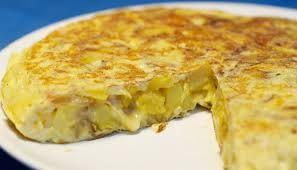 Image result for papas con huevo