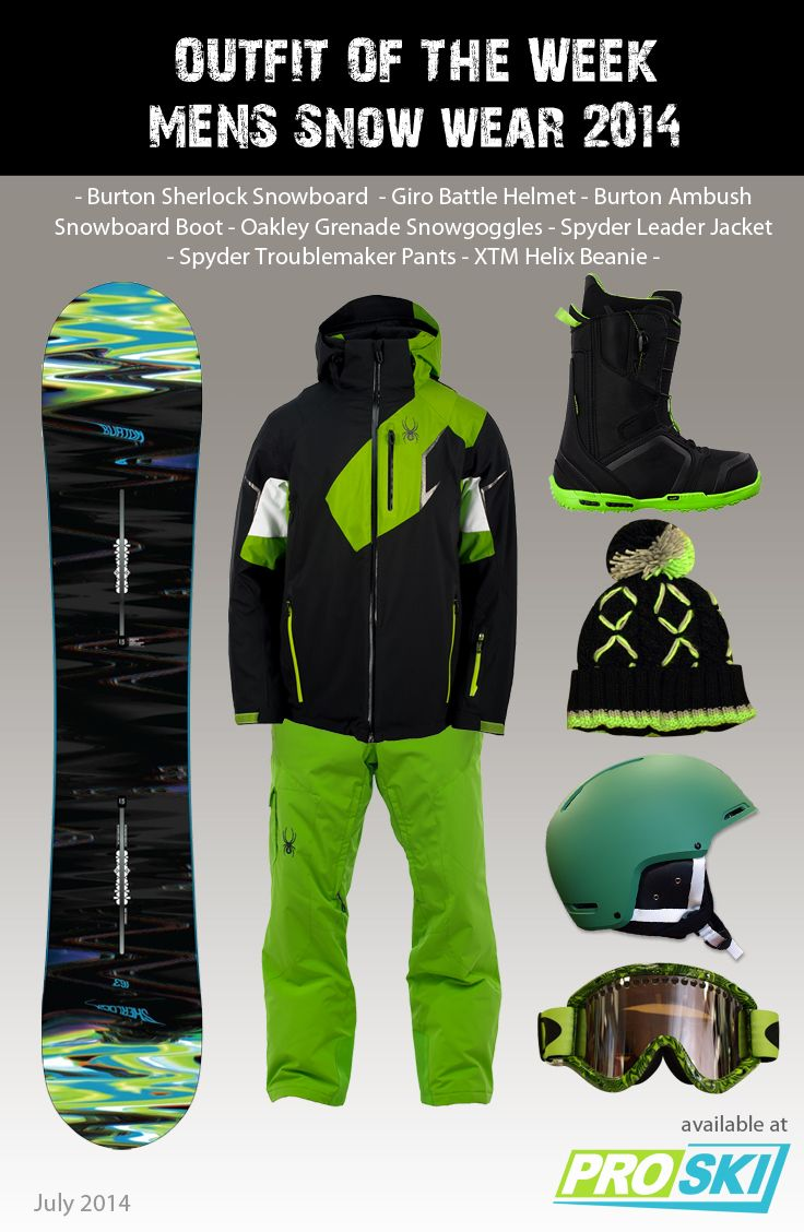 men's snowboarding outfit | Fashion - Mens | Snowboarding ...