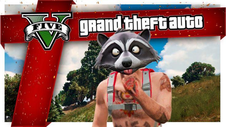 GTA 5 - All my friends died !!!