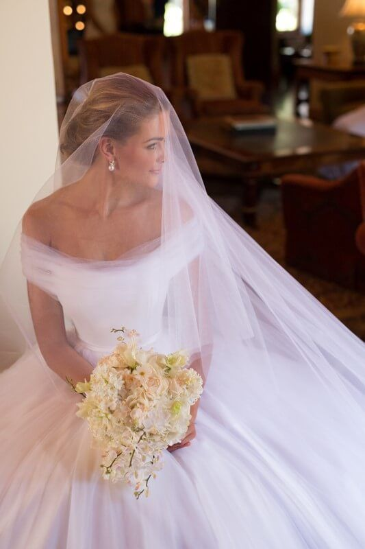 Cape Town, Sunday, 7 February 2016. Former Miss World, Rolene Strauss, has tied the knot with fiancé D'Niel Strauss, at a lavish ceremony at the picturesque Laurent wedding venue in the winelands town of Somerset West on Saturday, 6 February.  The couple were engaged in December 2014 and commenced wedding