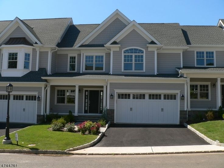 863 best nj new homes for sale images on pinterest for Luxury townhomes for sale