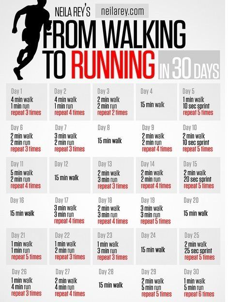 This would be a good idea after baby #2 comes. 30 day running challenge
