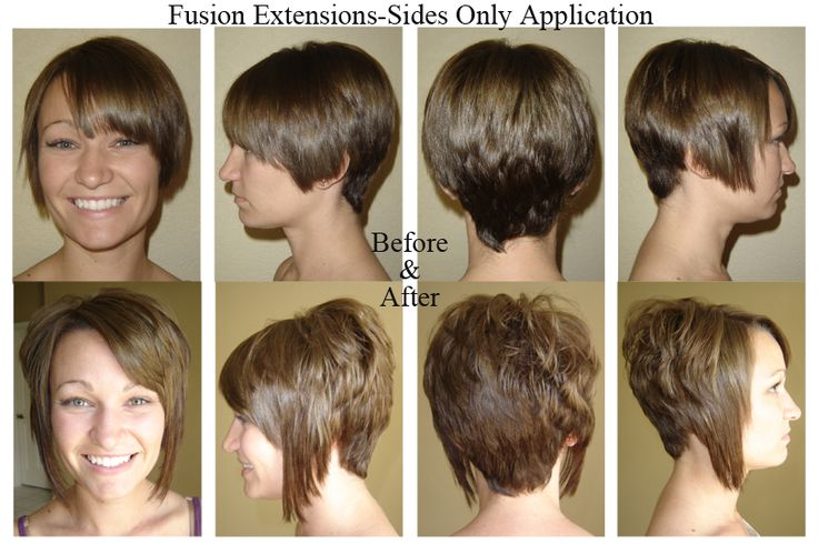 Fusion Hair Styles: 38 Best Images About Hair On Pinterest