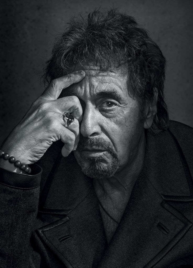 """""""Pacino sometimes asks himself, 'When am I just gonna sit back and smell the golf balls?,' """" John Lahr writes. """"The answer is not soon."""""""