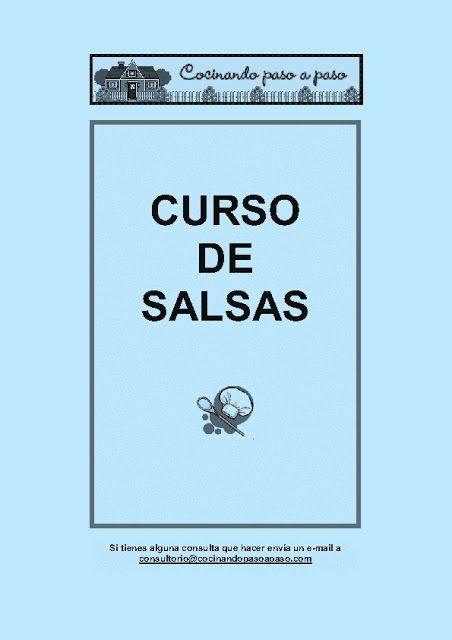 CURSO DE SALSAS - Mary. XVI - Álbumes web de Picasa