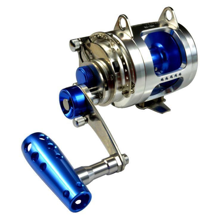 Gomexus SaltWater Fishing Reel Big Game 15W 2 Speed For