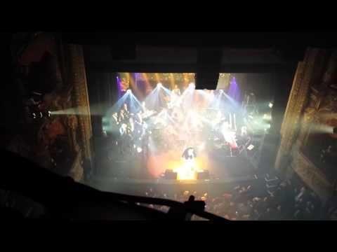 yossi Azulay adon olam theatre gymnase 1er fevrier 2016