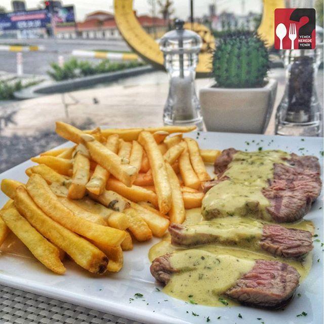 Cafe de Paris Soslu Bonfile - Harvard Cafe / İstanbul ( Etiler & Ataşehir )