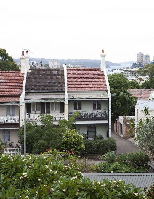 Classic sydney terrace houses dream home pinterest for Classic home designs sydney