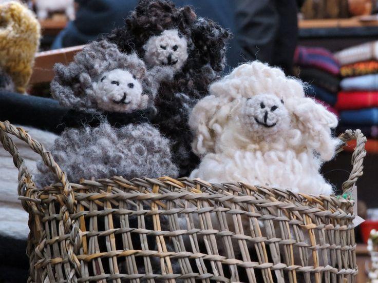 Corderos de lana