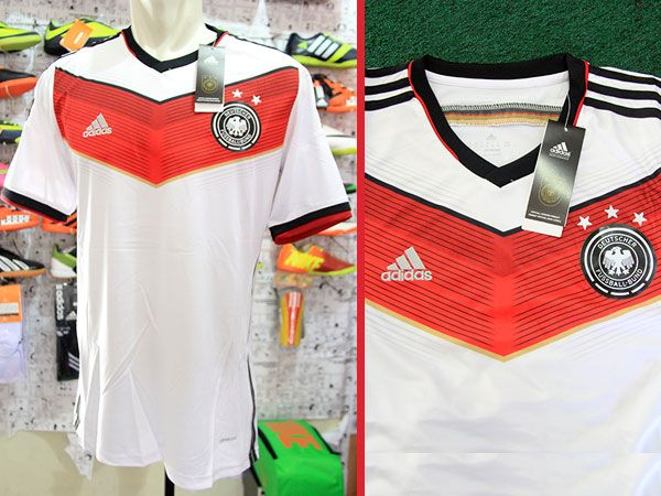 Jersey Jerman Home World Cup 2014 Rp 110.000