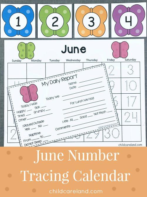 June Calendar Numbers For Preschool : Best prek calendar weather images on pinterest