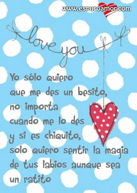 Poema de amor corto en una tarjeta gif con adorno de corazón y bolas blancas - http://espuroamor.com/2014/03/poema-de-amor-corto-en-una-tarjeta-gif-con-adorno-de-corazon-y-bolas-blancas.html #Animaciones, #Imagenesdecorazones, #Poemas