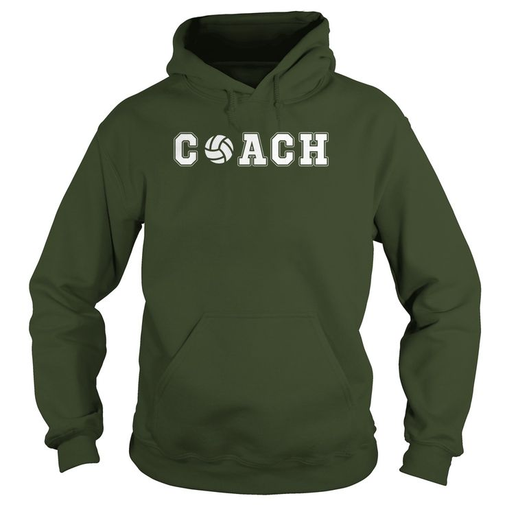 Limited Edition Volleyball Coach
