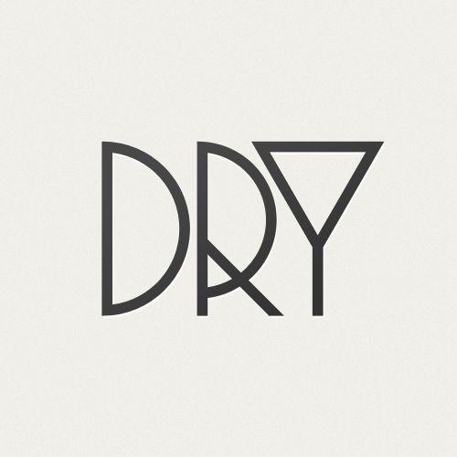#typography #dry