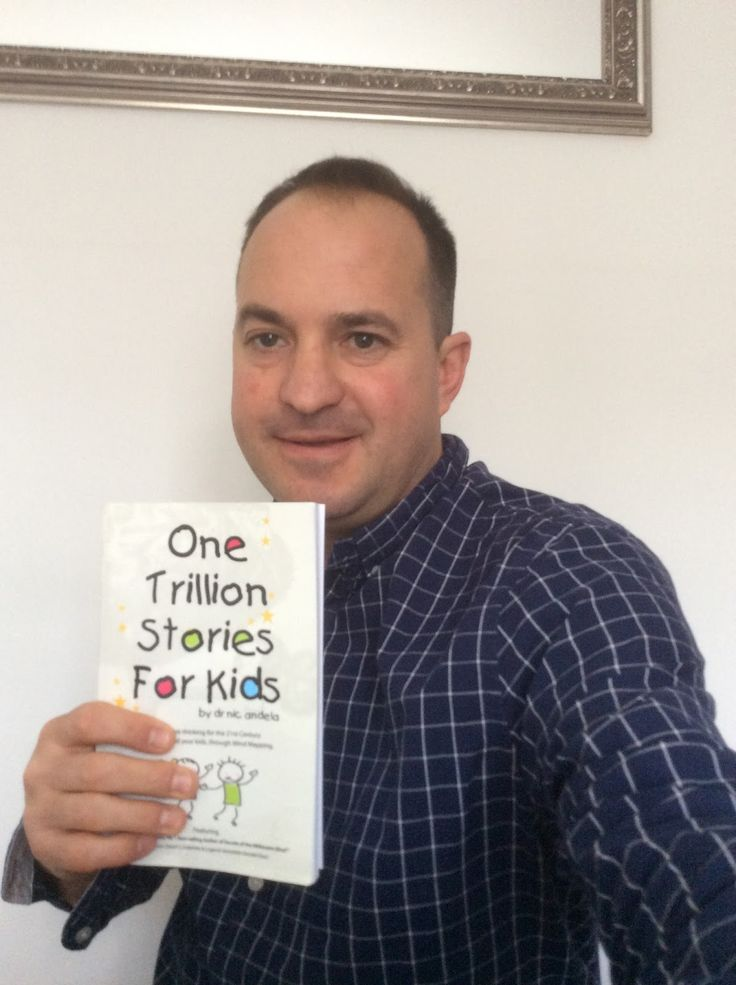 One trillion stories for kids ~ Mummy G talks parenting