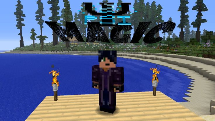 PSI Magic this is a new long series of minecraft modded that I am going to be doing. There will be magic and dark things about. I might go a little mad to, who knows.