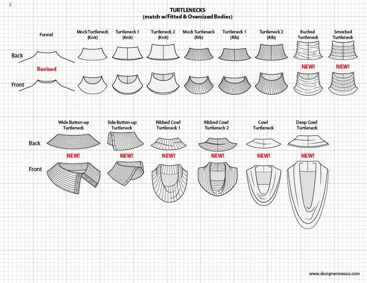 Fashion Sketch Templates - My Practical Skills | My Practical Skills