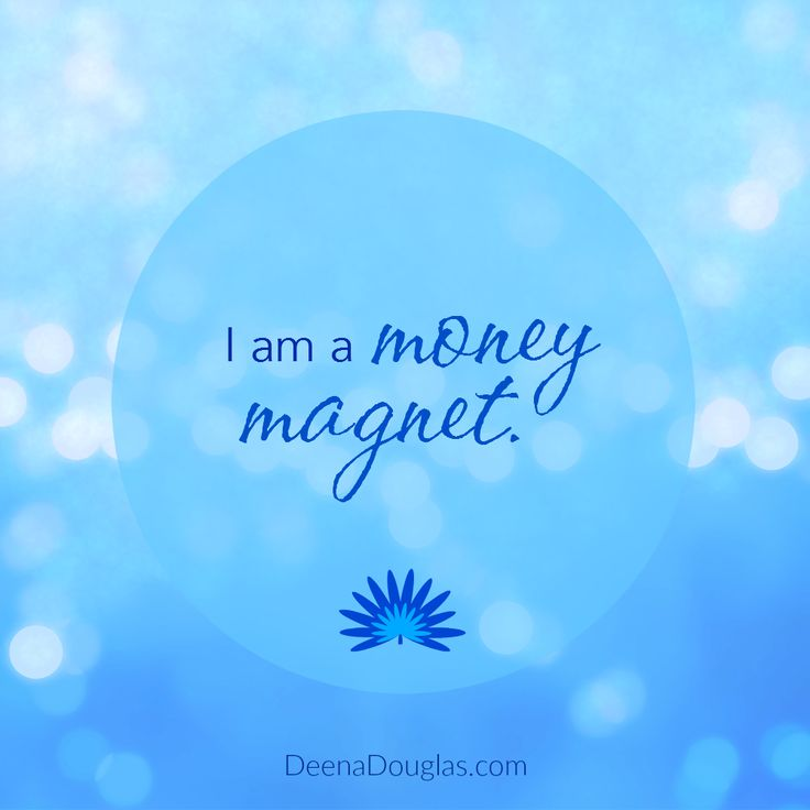 I am a money magnet. #affirmation #abundance #lawofattraction #loa #manifestation #prosperity #miracles #blessings