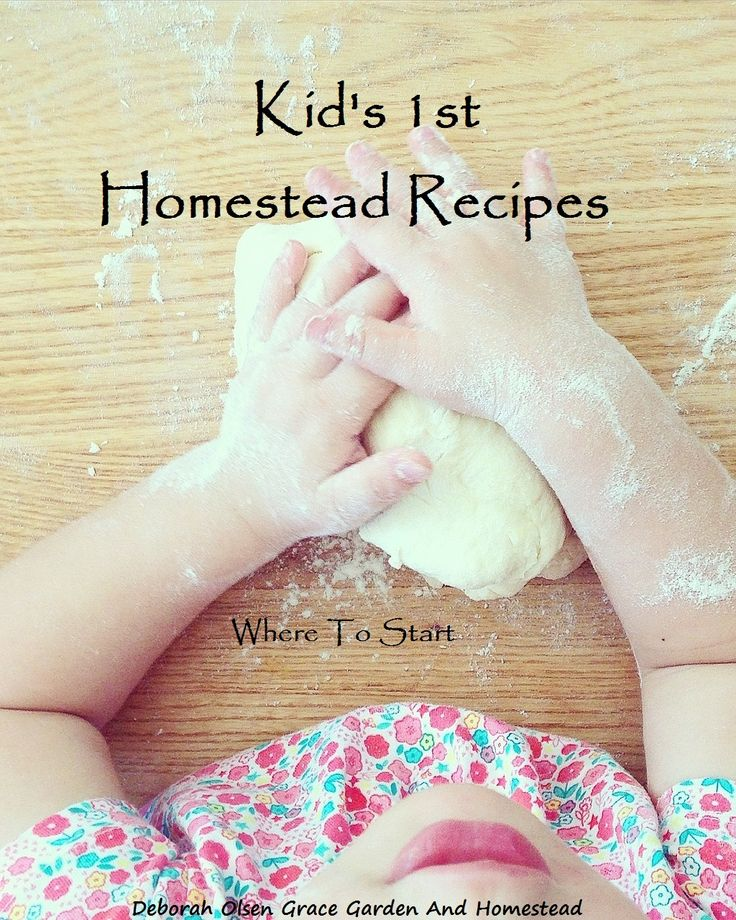 Knives. Wood stoves. Open fires. Don't be intimidated by your homestead kitchen. Use these tips to teach your kids to cook YOUR family recipes. You can do this.