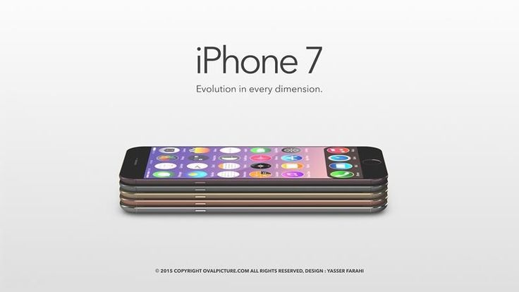 iPhone 7 release date rumours, new features and images: iPhone 7 'gets super-toughened screen with built-in Touch ID sensor'