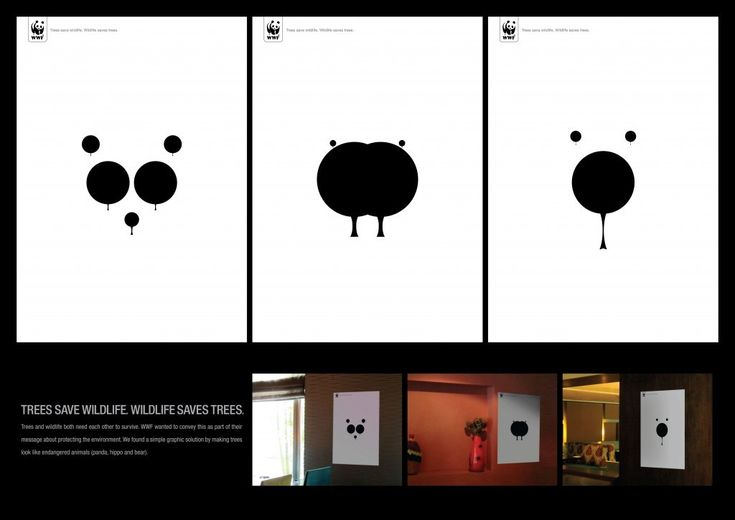 WWF - Animal Trees by Ogilvy & Mather - Case Study