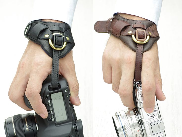 Brilliant and much better than that long strap that seems to fall into the picture now and then.