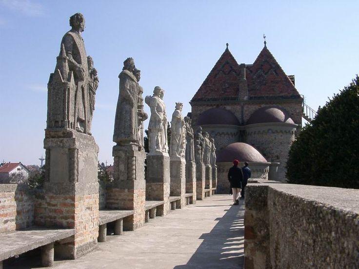 Bory vár -Székesfehérvár, Hungary