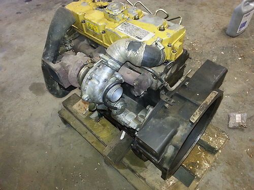 Caterpillar 3024C Perkins replacement engine for Cat skid loaders!