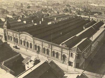 Antigo prédio da Alpargatas hoje funciona a Universidade Anhembi Morumbi.