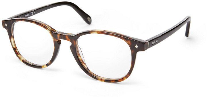 Barlett Round Eyeglass Frames