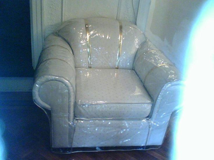 Clear Plastic Sofa Cushion Covers