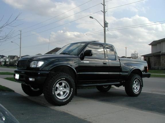this is the truck i always wanted Toyota Tacoma 2002