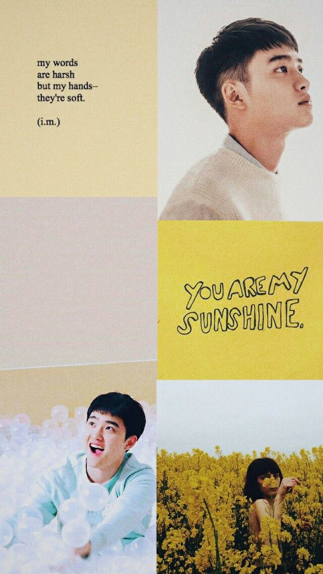 do kyungsoo lockscreen #exo #do #dokyungsoo #lockscreen #aesthetic