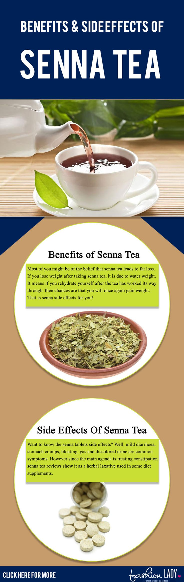 Benefits And Side Effects Of Senna Tea