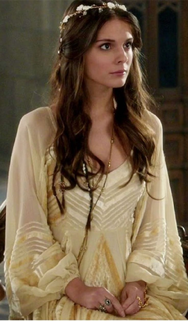 "The name ""Kenna"" character from the series Reign."