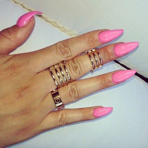 25 Trending Barbie Nail Games Ideas On Pinterest: Best 25+ Sharp Nails Ideas On Pinterest