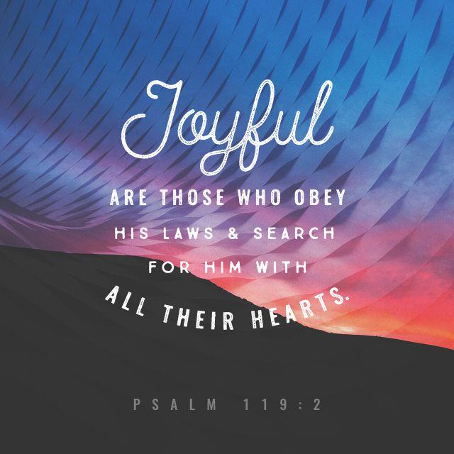 Psalm 119:2